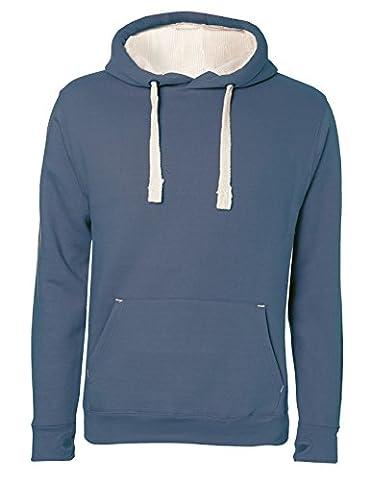 Advance Apparel - Sweat-shirt à capuche - Homme (Heavyweight Jeans)