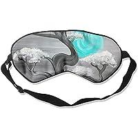 Colorful Paint Tree Sleep Eyes Masks - Comfortable Sleeping Mask Eye Cover For Travelling Night Noon Nap Mediation... preisvergleich bei billige-tabletten.eu