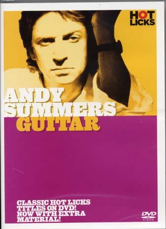 Andy Summers-Guitar [UK Import]