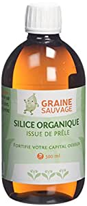 Graine Sauvage Silice Extrait Prêle 500 ml