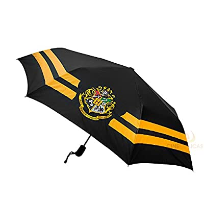 Parapluie Harry Potter® à Ouverture Automatique et Pliant - 112cm Ouvert - Cinereplicas®