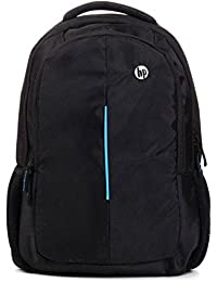 pcshop HP 15.6 inch Expendable Laptop Bagpack, 16ltr (Black)