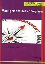 Management des entreprises BTS tertiaires 1re année de Jean-Jacques Benaïem