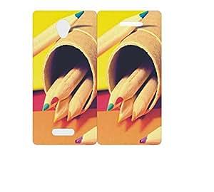 Techno Gadgets Flip Cover for Coolpad Mega 2.5D