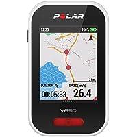 Polar Unisex V650ohne Herzfrequenz Monitor, schwarz, Medium