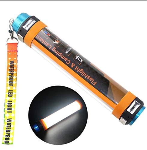 LHY LIGHT LED Camping Lichter IP67 wasserdicht Anti-Moskito-Zelt-Licht für Camping magnetische tragbare Laterne Taschenlampe wiederaufladbare Wandern Camping Lampe,03 -