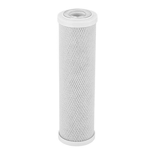 Cartuccia filtro acqua da 10 pollici con filtro carbone attivo per la purificazione