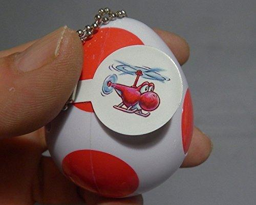 Island Yoshis Ds New (Yoshi's New Island Figure Keychain Swing~Yoshi egg Projector~Helicopter)