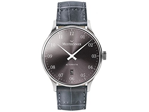 MeisterSinger Mens Watch Pangaea 2Z PM207
