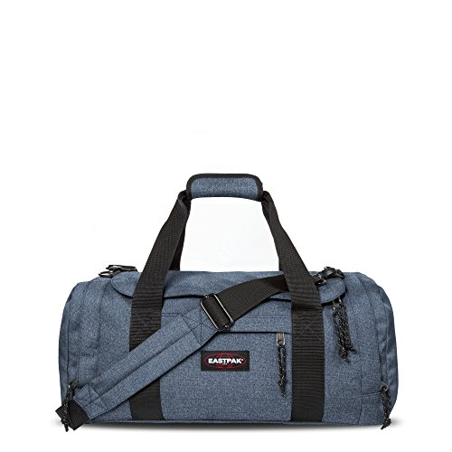 Eastpak , Borsone  Unisex, double denim (Blu) - EK10B82D