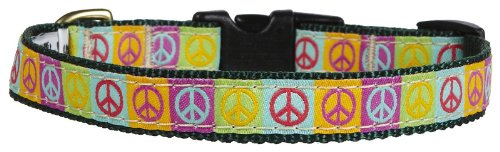 Up Country Peace Halsband, klein, 22,9-38,1 cm, 5/20,3 cm schmal