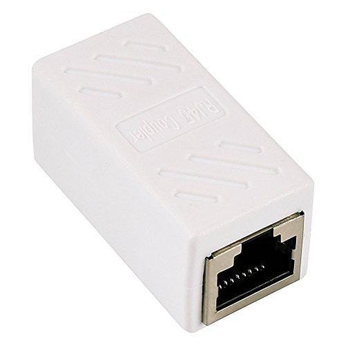 Pixnor cavo Ethernet RJ45schermato in linea accoppiatore