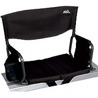 Rio Aventura estadio silla con reposabrazos, negro