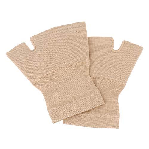 Agoky Handgelenkbandage Handgelenkschiene Handgelenk Bandagen für sofortige schmerzlinderung für Karpaltunnelsyndrom, Verstauchungen, Sehnenscheidenentzündung Handgelenk Arthritis Nude M -