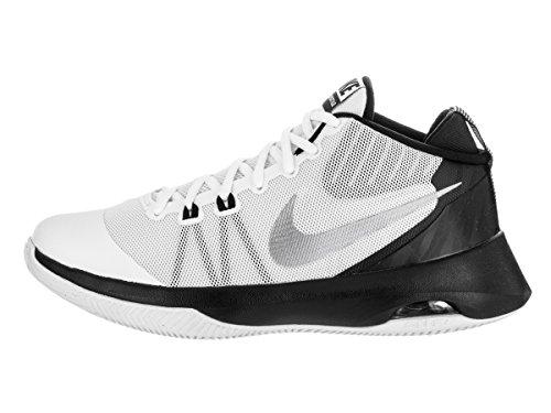 Nike  852431-100, Herren Basketballschuhe weiß 44 EU