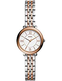 798ac9896d6a Reloj Fossil Mujer Plateado - Incluir no disponibles ... - Amazon.es