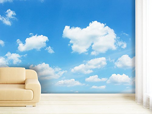 Fototapete Cloudy Day - weitere Größen und Materialien wählbar - DEUTSCHE PROFI QUALITÄT von Trendwände