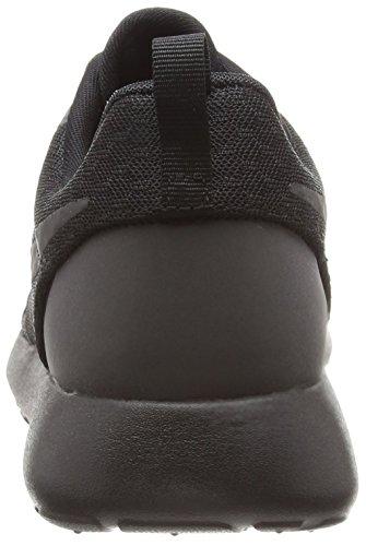 Nike Roshe One Hyperfuse Herren Sneakers Schwarz (Black/Black)