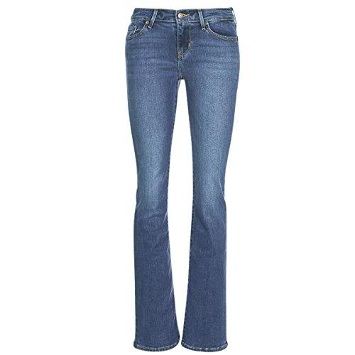 Levi's Womens 715 Bootcut Blau Bootcut Jeans DE 32/34 (US 25/32)