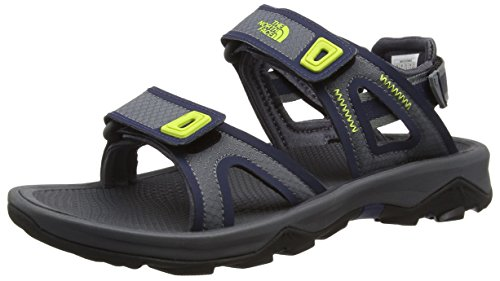 The North Face Hedgehog Ii, Men's Sandals, Grey (Cosmic Blue/Zinc Grey T7K),...
