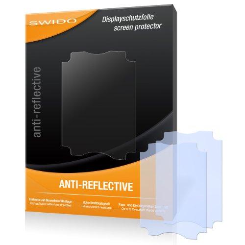 SWIDO Bildschirmschutz für Caterpillar Cat B25 [4 Stück] Anti-Reflex MATT Entspiegelnd, Hoher Härtegrad, Schutz vor Kratzer/Glasfolie, Schutzfolie, Bildschirmschutzfolie, Panzerglas Folie