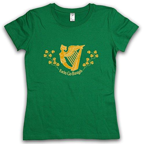 erin-go-bragh-mujer-girlie-woman-t-shirt-arpa-irlanda-bandera-braugh-eirinn-go-brach-irisch-lirlande