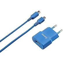 Hama USB-Ladegerät für Nintendo New 3DS/XL, 3DS/XL, 2DS, DS i/XL blau