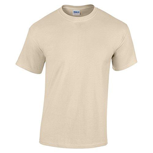 Gildan Heavy Cotton TM Adult T-Shirt L,Sand