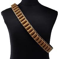 niceEshop(TM) Shotgun Shell Bullet Bandolier Belt