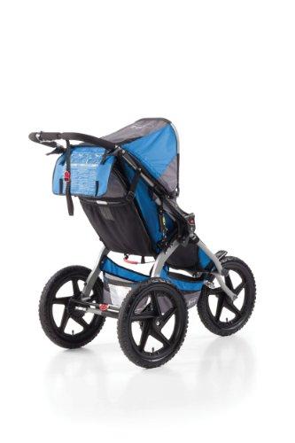 BOB Sport Utility Stroller - Cochecito todoterreno de 3 ruedas, color azul cielo y gris 308.50€