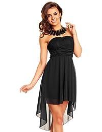 Kleid vorne kurz hinten lang gunstig