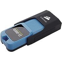 Corsair Flash Voyager Slider X2 - Unidad de memoria flash USB 3.0 de 32 GB (velocidad de transferencia de hasta 200 MB/s) (CMFSL3X2-32GB)