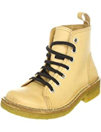 Swedish Hasbeens Duck Toe Spring Boot 154 - Zapatos de cuero unisex