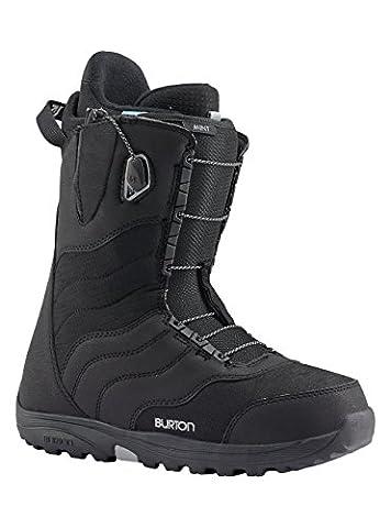 Burton MINT, Women's Snowboard boots, black, 6 UK (8 US)(40 EU)
