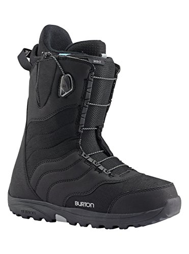 Burton Damen Mint Snowboardboots, Black,  40 EU ( 6 UK) (8 US)