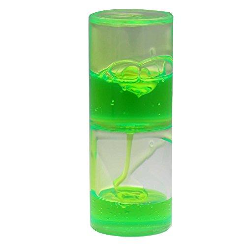 tink n stink schlammwesen Gunk Jelly Motion Drop Tube-wählen Sie aus 3Farben, Glas, grün