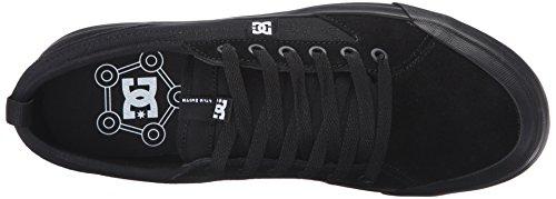 DC Evan Smith TX Chaussures de skate pour hommes Black/Black/Gum