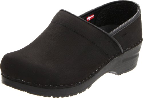 Sanita Original-Prof.Lars closed 450206M-78, Chaussures homme Noir-TR-H4-571