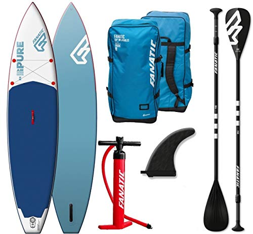Fanatic Pure Air Touring inflatable SUP 11.6 Stand up P… | 04211058191374