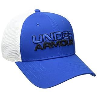 Under Armour Herren Cap Kappe, Blue Marker, M/L