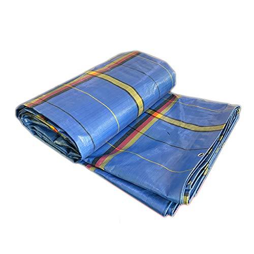 Leichte Wasserdichte Plastikplane, Starke Sonnenschutzmittel-Sonnenschutz-Haushalts-regendichte...