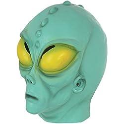 Bristol Novelty BM530Alien máscara, talla única