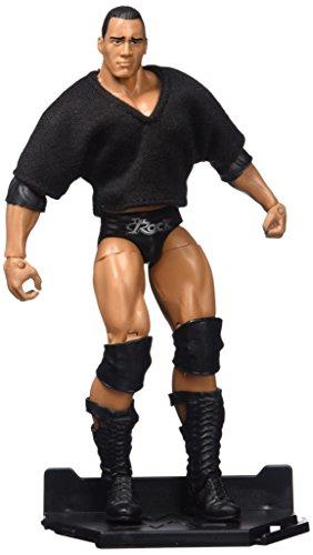 Figur WWE Elite The Rock 47.5 Wwe The Rock Mattel