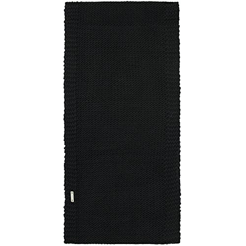 Bench Damen Mütze, Schal & Handschuh-Set Loopschal Demureness schwarz (Jet Black) One Size