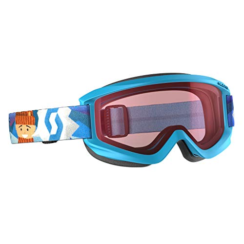 Scott - Goggle Jr Agent Blue Enchancer Masque - Blue Enchancer - Unique - Blue ENCHANCER par  Scott