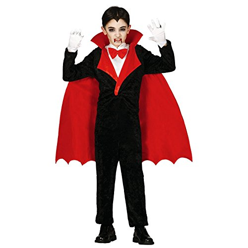 Guirca Kinder Vampir Kostüm Gr. 98-146, ()