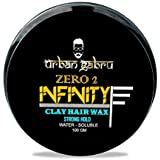 UrbanGabru Zero To Infinity Hair Wax, 100 g