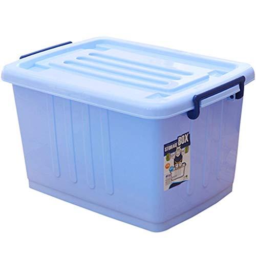 GAOLE Caja Almacenamiento 250L plástico Extra Grande
