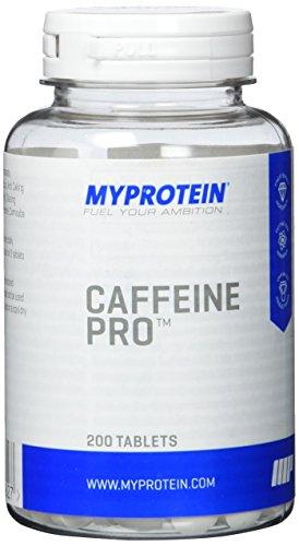 #Myprotein Caffeine Pro 200 mg-  200 Tabletten, 1er Pack (1 x 40 g)#