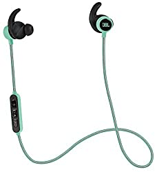 JBL Reflect Mini BT Bluetooth Sports Earphones (Teal)
